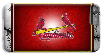 Cardinal iPhone 6 Plus Cases