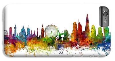 London Skyline iPhone 6 Plus Cases