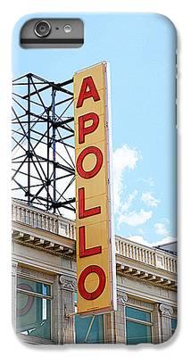 Apollo Theater iPhone 6 Plus Cases