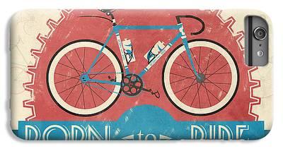 Bicycle IPhone 6 Plus Cases