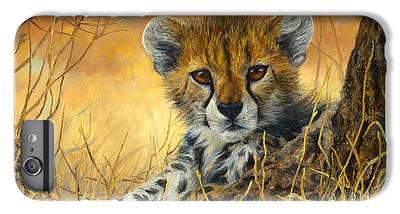 Cheetah iPhone 6 Plus Cases