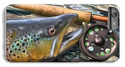 Salmon iPhone 6 Plus Cases