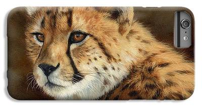 Cheetah IPhone 6 Plus Cases