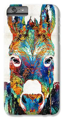 Donkey iPhone 6 Plus Cases