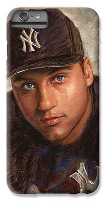 Derek Jeter iPhone 6 Plus Cases