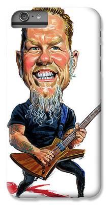 Metallica IPhone 6 Plus Cases