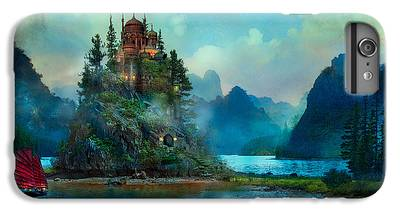 Castle iPhone 6 Plus Cases