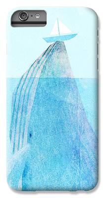 Whale iPhone 6 Plus Cases
