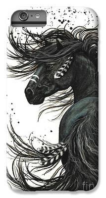 Horse iPhone 6 Plus Cases