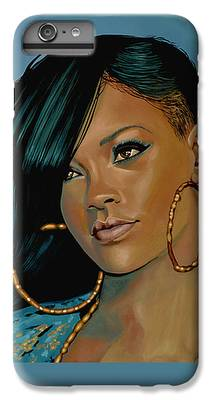 Rihanna iPhone 6 Plus Cases