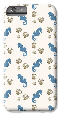 Seahorse iPhone 6 Plus Cases