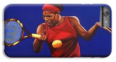 Serena Williams iPhone 6 Plus Cases