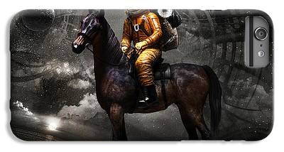 Space IPhone 6 Plus Cases