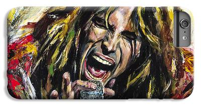 Steven Tyler iPhone 6 Plus Cases