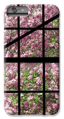 Window View Photographs iPhone 6 Plus Cases