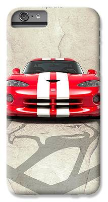 Viper iPhone 6 Plus Cases