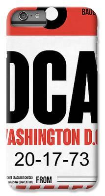 Washington D.c iPhone 6 Plus Cases