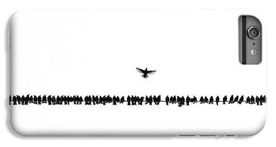 Starlings iPhone 6 Plus Cases