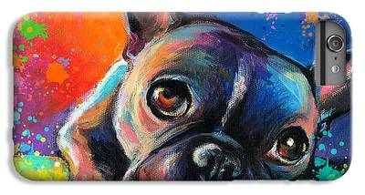 French Bulldog IPhone 6 Plus Cases