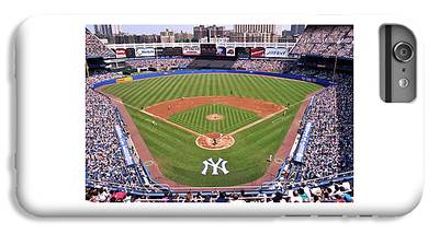 Yankee Stadium iPhone 6 Plus Cases