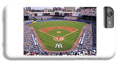 Yankee Stadium iPhone 6 Plus Cases