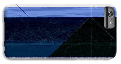 Linear Paintings iPhone 6 Plus Cases