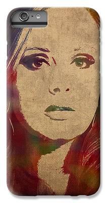 Adele IPhone 6 Plus Cases
