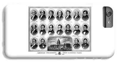 Capitol Building iPhone 6 Plus Cases
