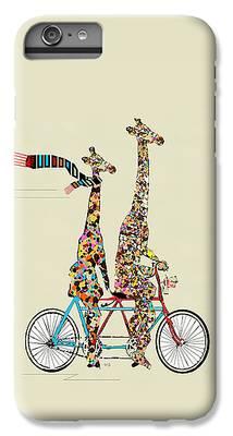 Giraffe iPhone 6 Plus Cases