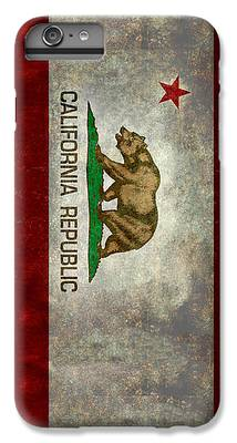 Brown Bear iPhone 6 Plus Cases