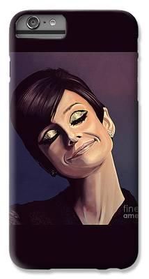 Audrey Hepburn iPhone 6 Plus Cases