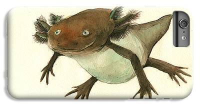 Salamanders iPhone 6 Plus Cases