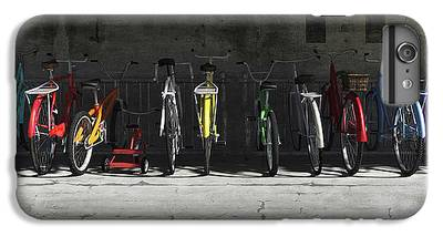Bicycle iPhone 6 Plus Cases