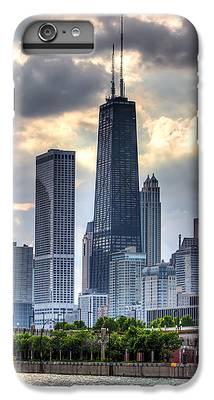 Hancock Building iPhone 6 Plus Cases