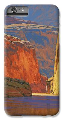 Landscape Paintings iPhone 6 Plus Cases
