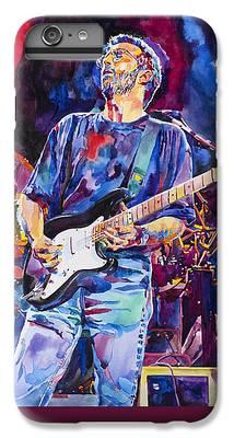 Eric Clapton IPhone 6 Plus Cases