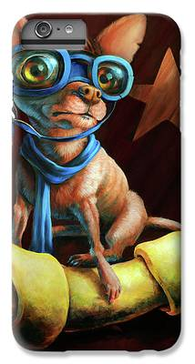 Chihuahua IPhone 6 Plus Cases