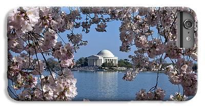 Jefferson Memorial iPhone 6 Plus Cases