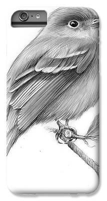 Flycatcher iPhone 6 Plus Cases
