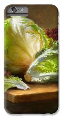 Lettuce IPhone 6 Plus Cases