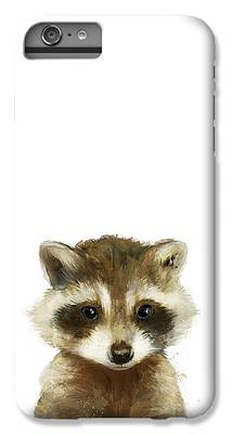 Raccoon IPhone 6 Plus Cases