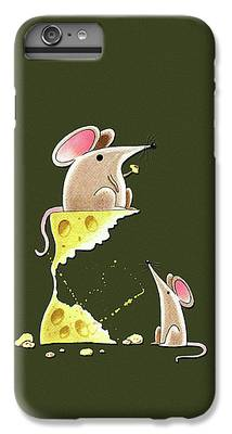 Mouse IPhone 6 Plus Cases