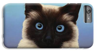 Cat IPhone 6 Plus Cases