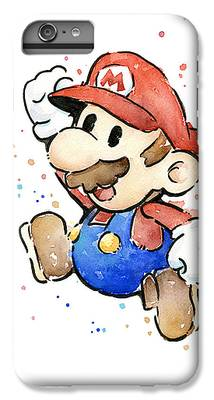 Character iPhone 6 Plus Cases