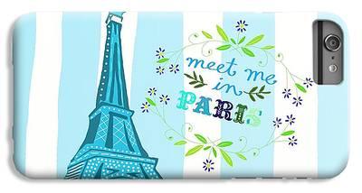 Eiffel Tower iPhone 6 Plus Cases