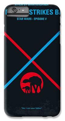 Han Solo iPhone 6 Plus Cases