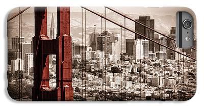 Golden Gate Bridge IPhone 6 Plus Cases