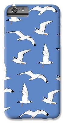 Seagull iPhone 6 Plus Cases