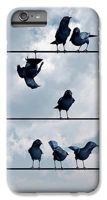 Blackbird iPhone 6 Plus Cases