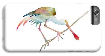 Spoonbill iPhone 6 Plus Cases